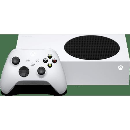 2020 New Xbox 512GB SSD Console -Robot White