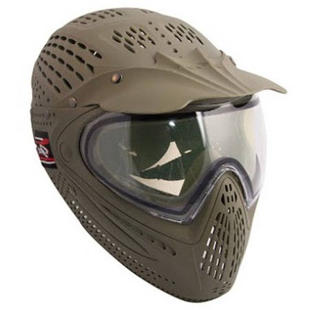 ALEKO PBFCDLM07OL Full Head Paintball Mask Full Coverage ... Paintball Gear And Protection