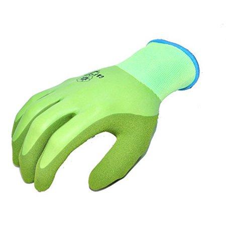 Women's EndurancePro Aqua gardening gloves with double MicroFoam Nitrile coating, Women's Large