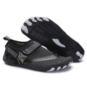 Men Barefoot Water Shoes Beach Aqua Socks Quick Dry for Outdoor Sport Hiking Swiming Surfing Kayaking Boating Hiking