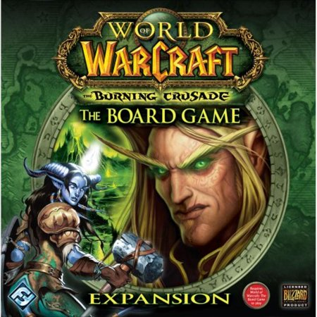 World of Warcraft: Burning Crusade Expansion (Name The Countries Of The World Game)