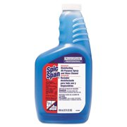 3 PACKS : Spic and Span PGC 08636 Disinfecting All-Purpose Spray and Glass Cleaner, Concentrate Liquid, 22 oz.