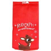 "48"" Rudolph Christmas Tree Skirt"