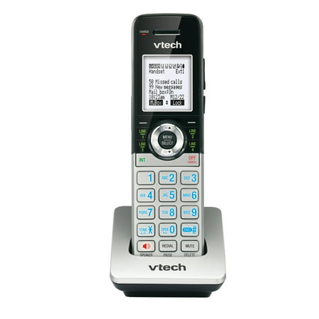VTech CM18045 4 Line Small Business system cordless handset