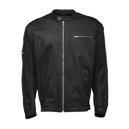 Speed & Strength Rust And Redemption 2.0 Mens Textile Jacket Black