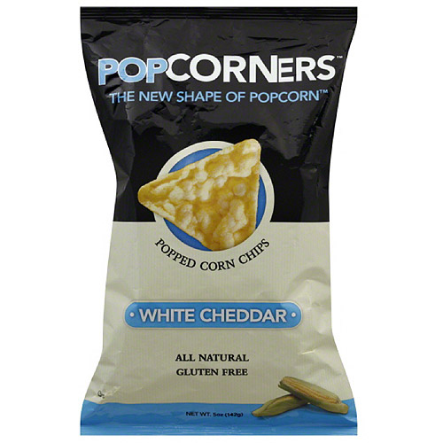 Popcorners White Cheddar Popped Corn Chi