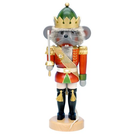 Ulbricht Traditional Mouse King Nutcracker