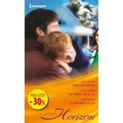 Papa par amour - La chance de sa vie - Le bonheur en jeu - eBook