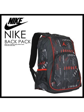 7d9457cdec5 Product Image Nike Air Jumpman Signature Logo Black & Red Print School  Backpack