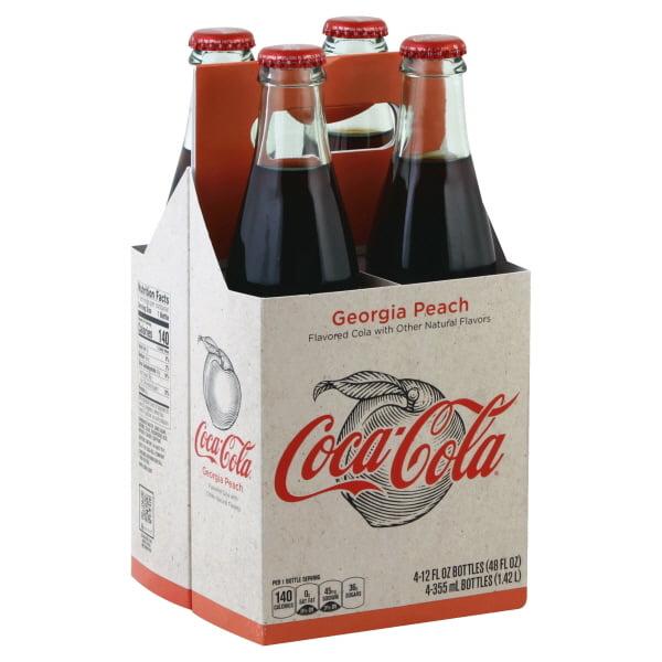 Coca Cola Coca Cola Cola, 4 ea by Coca Cola