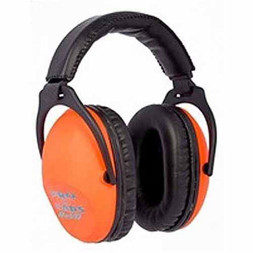 Pro Ears Standard Passive Hearing Protection ReVO, NRR 25, Neon Orange