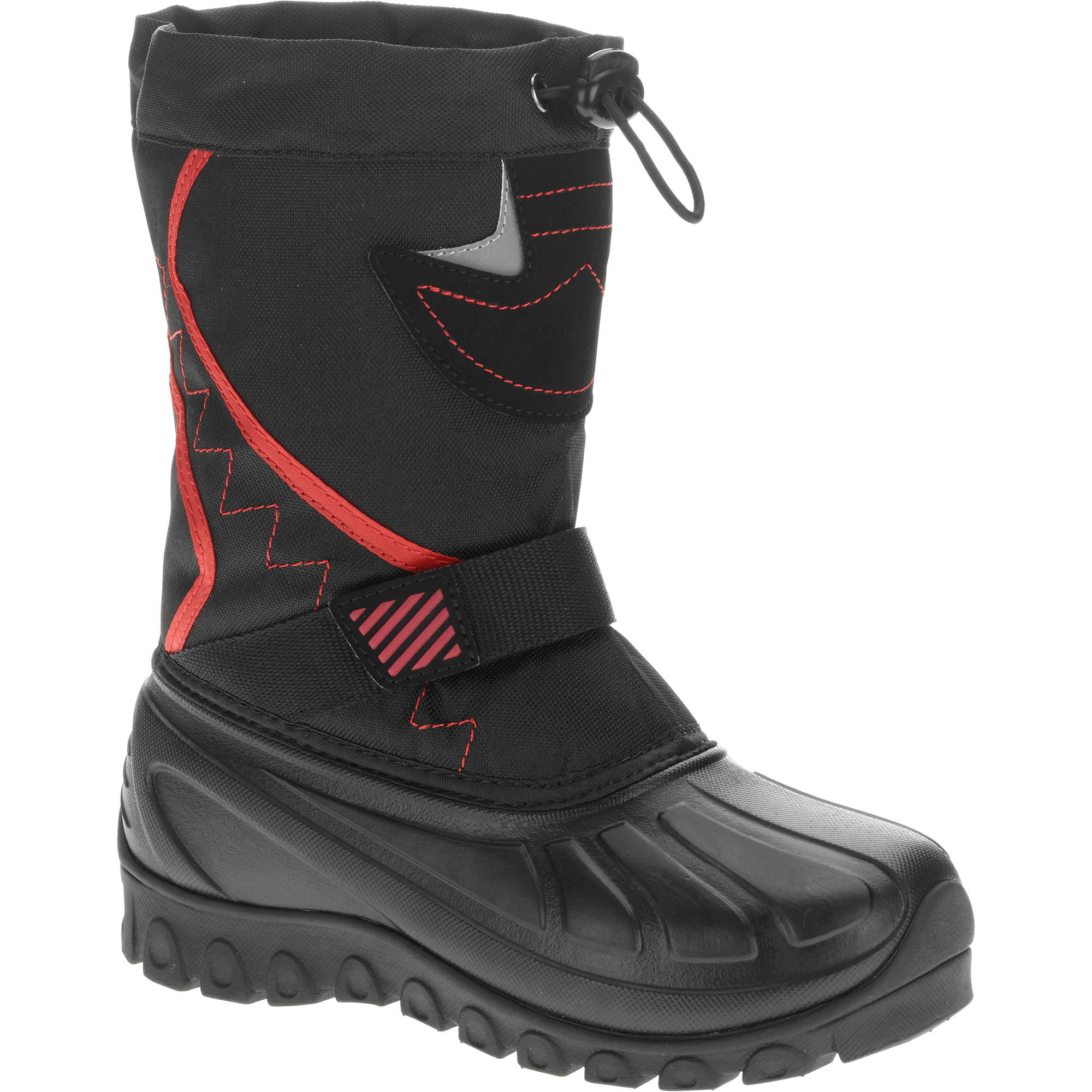 Ozark Trail Boys' Temp Rated Winter Boot -Exclusive Color