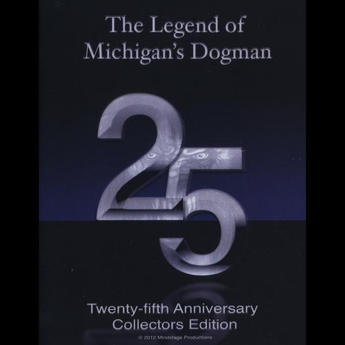 Steve Cook - Legend of Michigan's Dogman: 25th Anniversary Coll [CD]