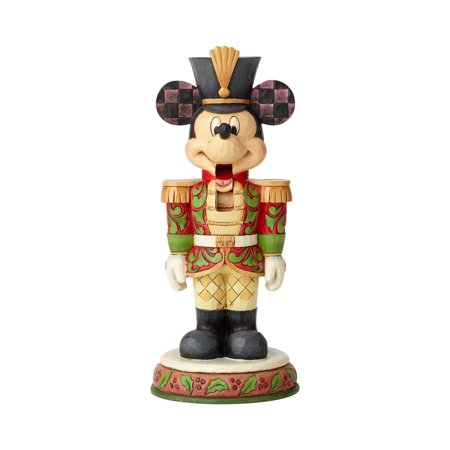 Disney Traditions Jim Shore 6000946 Mickey Mouse Nutcracker 2018 - Jim Shore Halloween Cats