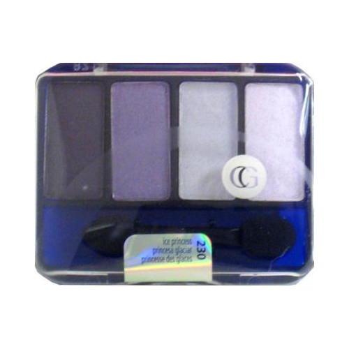 CoverGirl Eye Enhancers 4 Kit Shadow Ice Princess 230, 0.19-Ounce