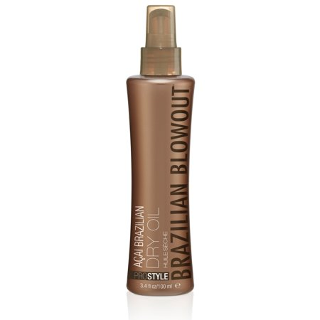Brazilian Blowout Acai Brazilian Dry Oil 3.3 oz