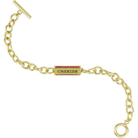 Friend Ship Bracelets (Truly Inspired Gold-Plated