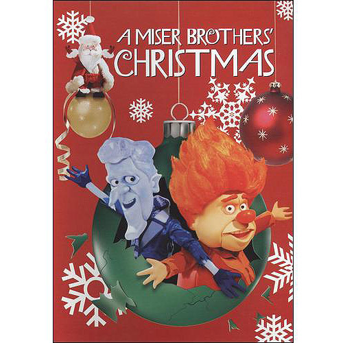 A Miser Brothers' Christmas (Deluxe Edition) (Full Frame, DELUXE)