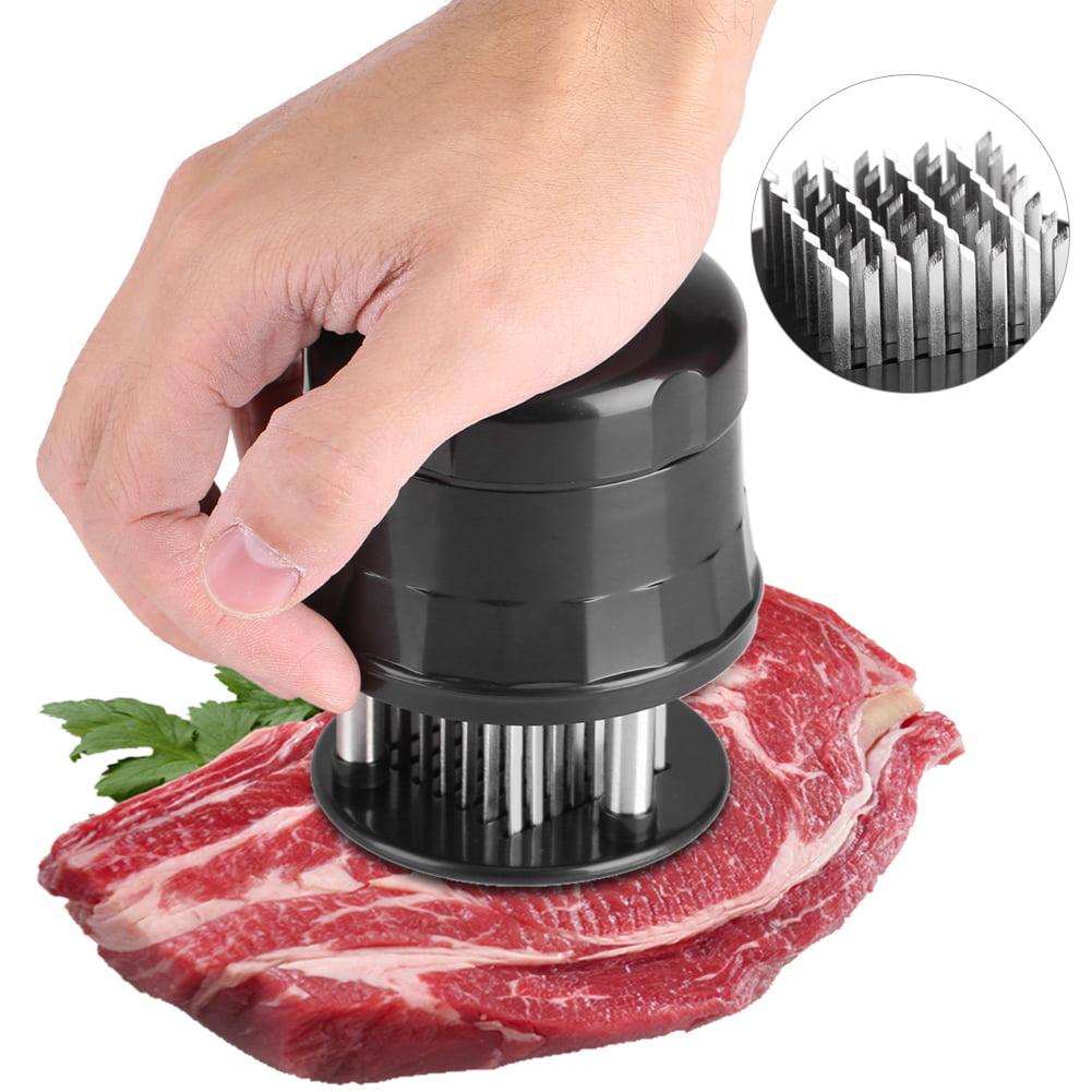 Details about  /NILICAN 56-pin Stainless Steel Roast Meat Tenderloin Tenderizer Steak Needle,