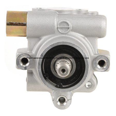 - A1 Cardone Rear 96-5450 Power Steering Pump for Nissan Altima