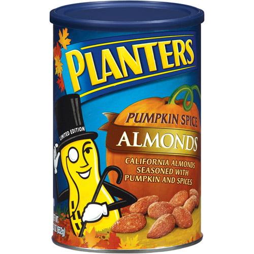 Planters Pumpkin Spice Almonds, 23 oz