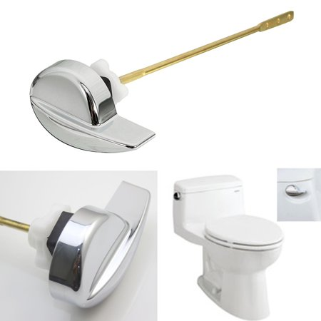 Awesome Toilet Flush Lever Handle Side Mount For Angle Fitting Toto Kohler Toilet Tank Bralicious Painted Fabric Chair Ideas Braliciousco