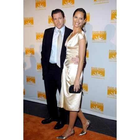 Ed Burns Christy Turlington At Arrivals For The Edge & Jimmy Fallon Honored For Commitment To Hunger Relief At Food Bank For New York City`S Annual Pier 60 At Chelsea Piers New York Ny April 23 2007 P - City Of O Fallon Mo