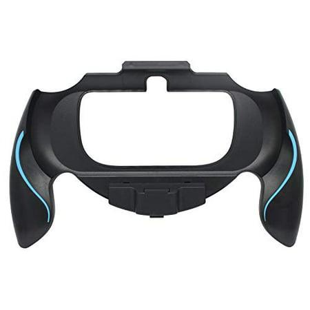 OSTENT Durable Joypad Bracket Holder Case Hand Grip Handle Compatible for Sony PSV PS Vita Color