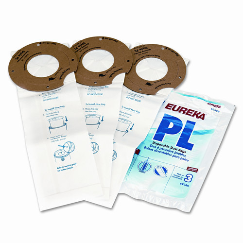 Eureka Eureka Replacement Vacuum Bags for Maxima Lightweight, 3/Pack (Set of 2)