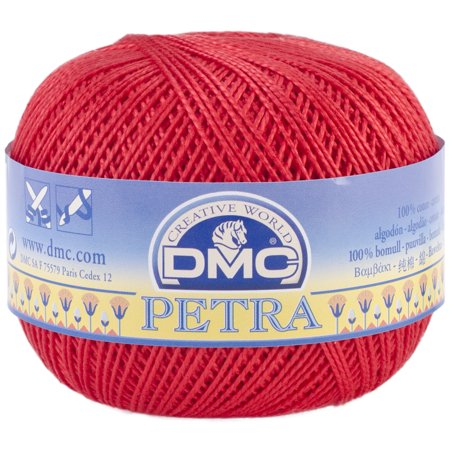 Petra Crochet Cotton Thread Size 5 5666 Walmartcom