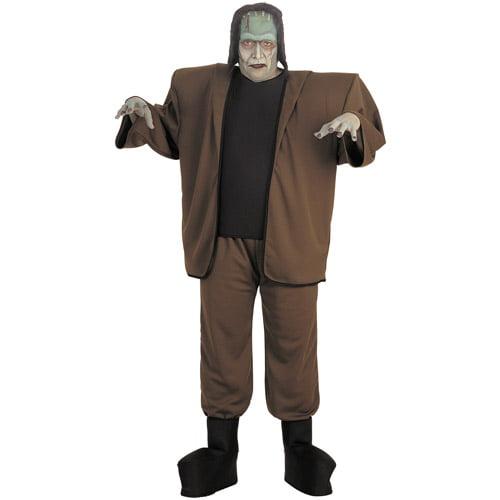 Frankenstein Adult Halloween Costume, Size: Men's - One Size