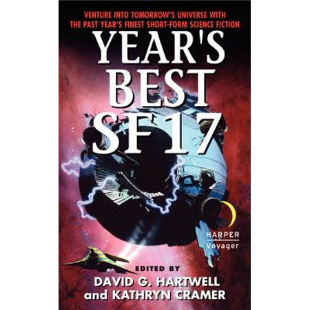 Year's Best SF 17 - eBook