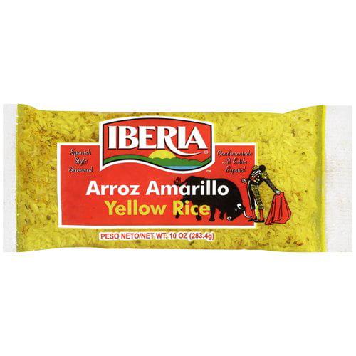 Iberia Yellow Rice, 10 oz