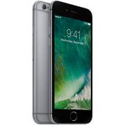 Straight Talk Prepaid Apple iPhone 6s 16GB, Space Gray