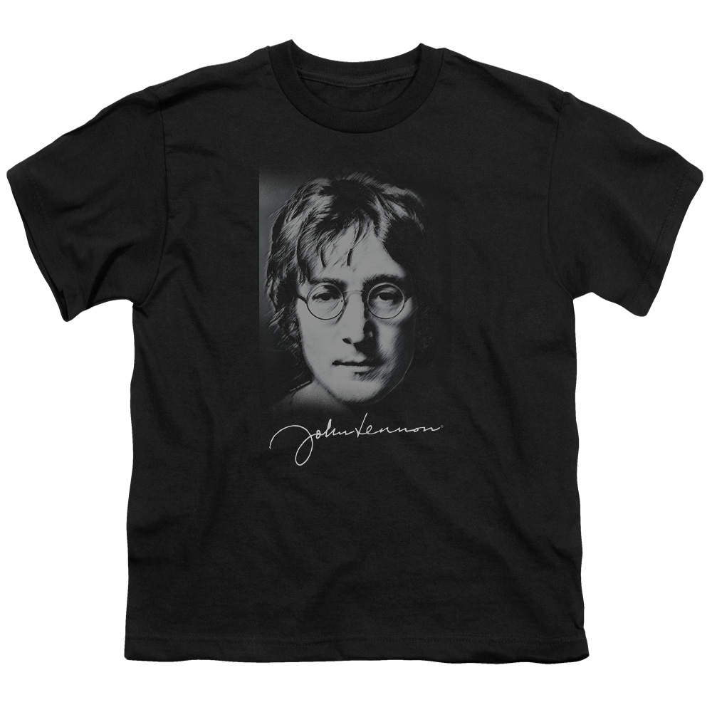 Beatles Men's  Sketch T-shirt Black