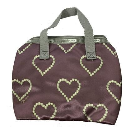 Burberry Plaid Handbag (LeSportsac Small Melanie Cross-Body Handbag (Rosewood Hearts) )