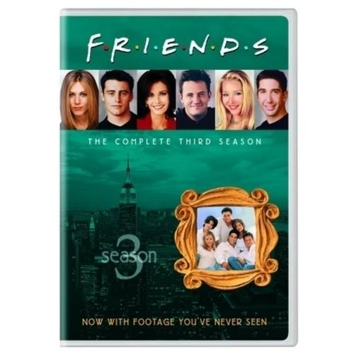 Friends: The Complete Third Season (Full Frame)