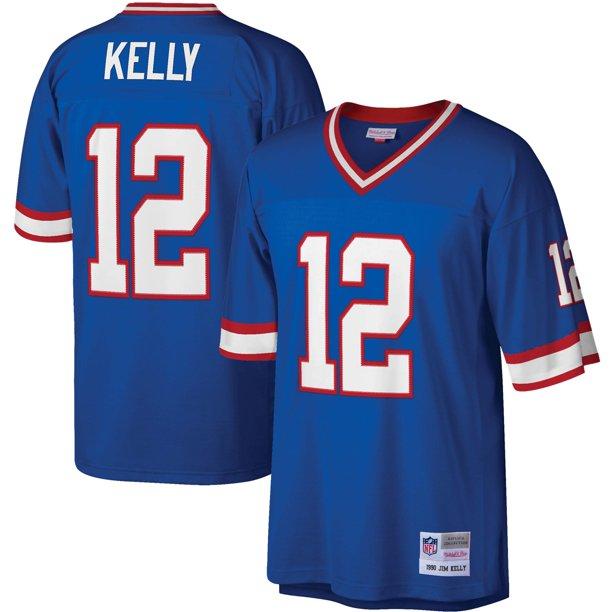 Jim Kelly Buffalo Bills Mitchell & Ness Legacy Replica Jersey - Royal