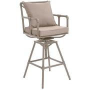 Chico Outdoor Adjustable Barstool