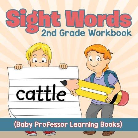 Halloween Art Projects For 2nd Grade (Sight Words 2nd Grade Workbook (Baby Professor Learning Books))