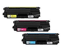 Brother Reseller TN-336 High Yield Toner Cartridge Set Colors Only (CMY) by Brother
