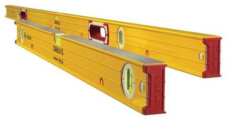 Stabila Door Jam Level Set, Yellow, 38532 by Stabila