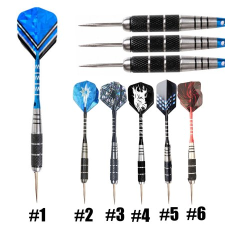 22g Darts (22g Tungsten Darts, Steel Tip, Flights, Barrel, Shafts-1PC 3PCS 5PCS-Games)