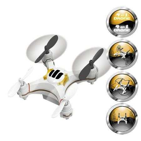 1 Mode Mini (Alta 4 in 1 Mini Drone Micro Snap RC Drone with Headless Mode and Remote)