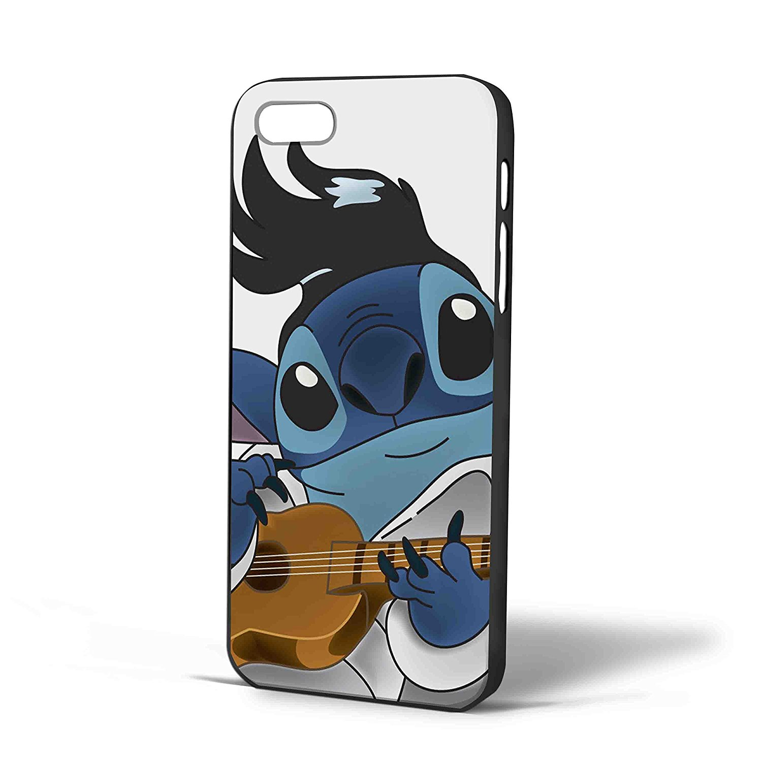 Ganma cute stitch as elvis Case For iPhone Case (Case For iPhone 6 White)