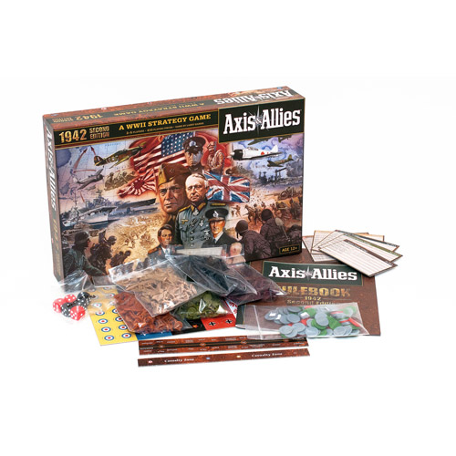 Wizards of the Coast Axis & Allies 1942 2nd Edition Game