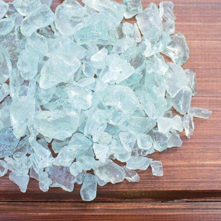 Vase Filler Sea Glass 42 Lbs Beach Table Scatter Light Green