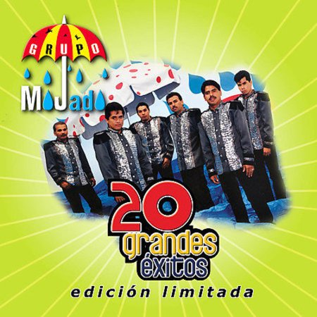 20 Grandes Exitos  Grupo Mojado   Cd   1 Disc