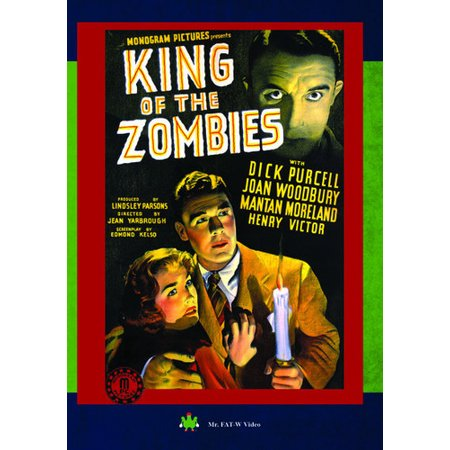 King of the Zombies (DVD) - Zombie Prom King