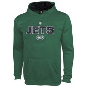 "New York Jets Youth NFL ""Flex"" Pullover Hooded Performance Sweatshirt"